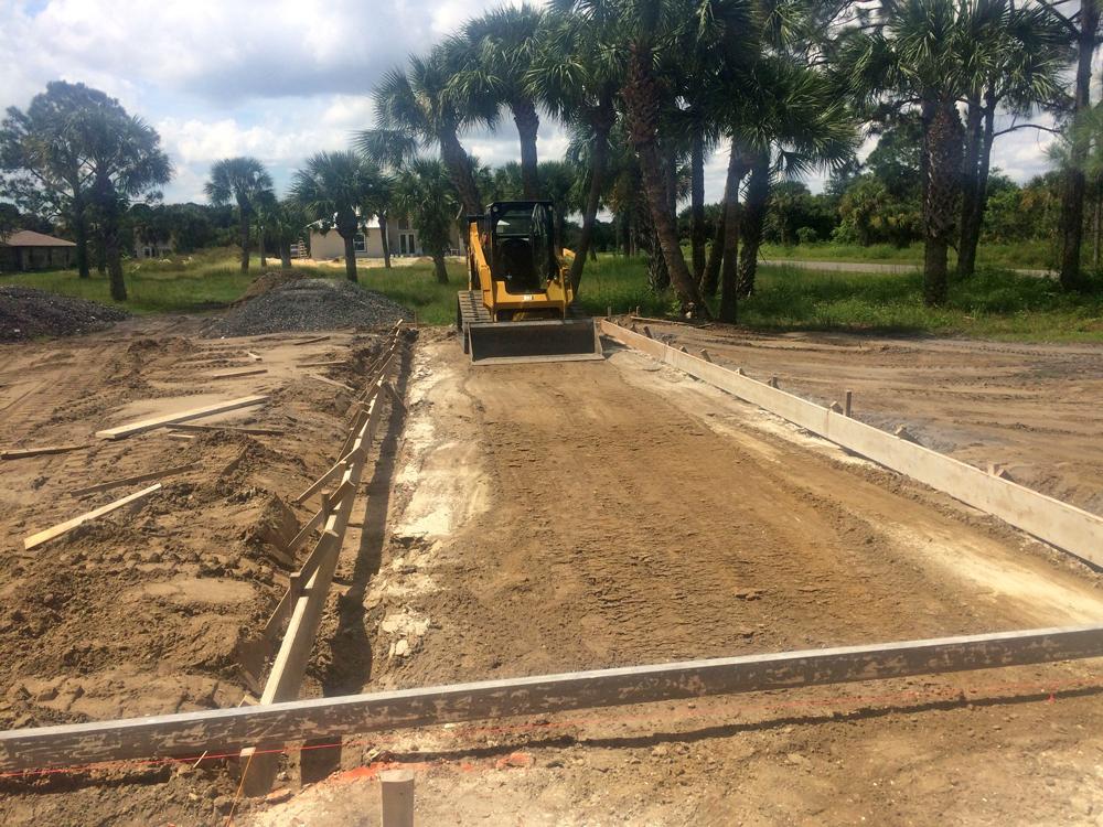 Concrete Slab in Cocoa, FL - 01