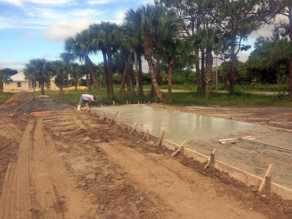 Concrete Slab in Cocoa, FL - 07