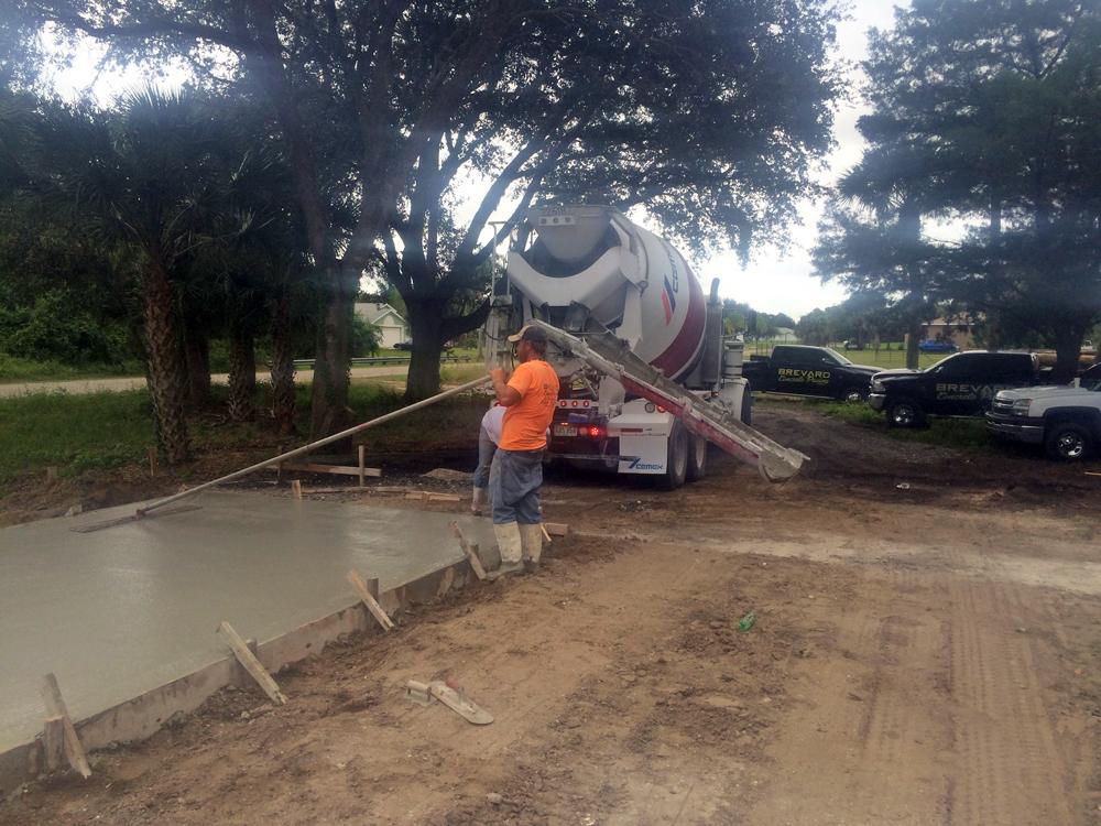 Concrete Slab in Cocoa, FL - 08