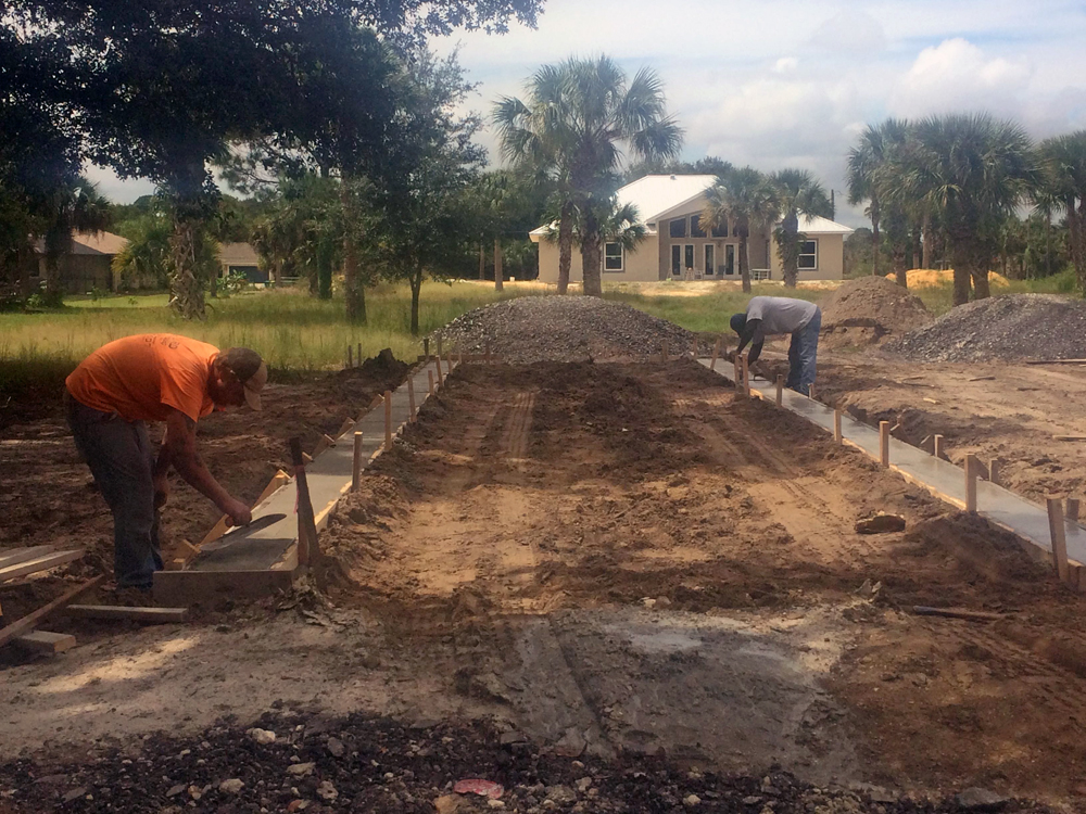 Concrete Slab in Cocoa, FL - 11