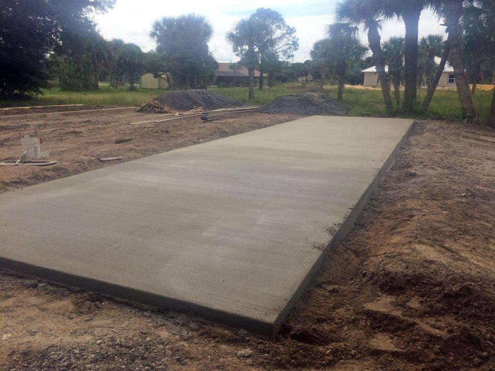 Concrete Slab in Cocoa, FL - 13