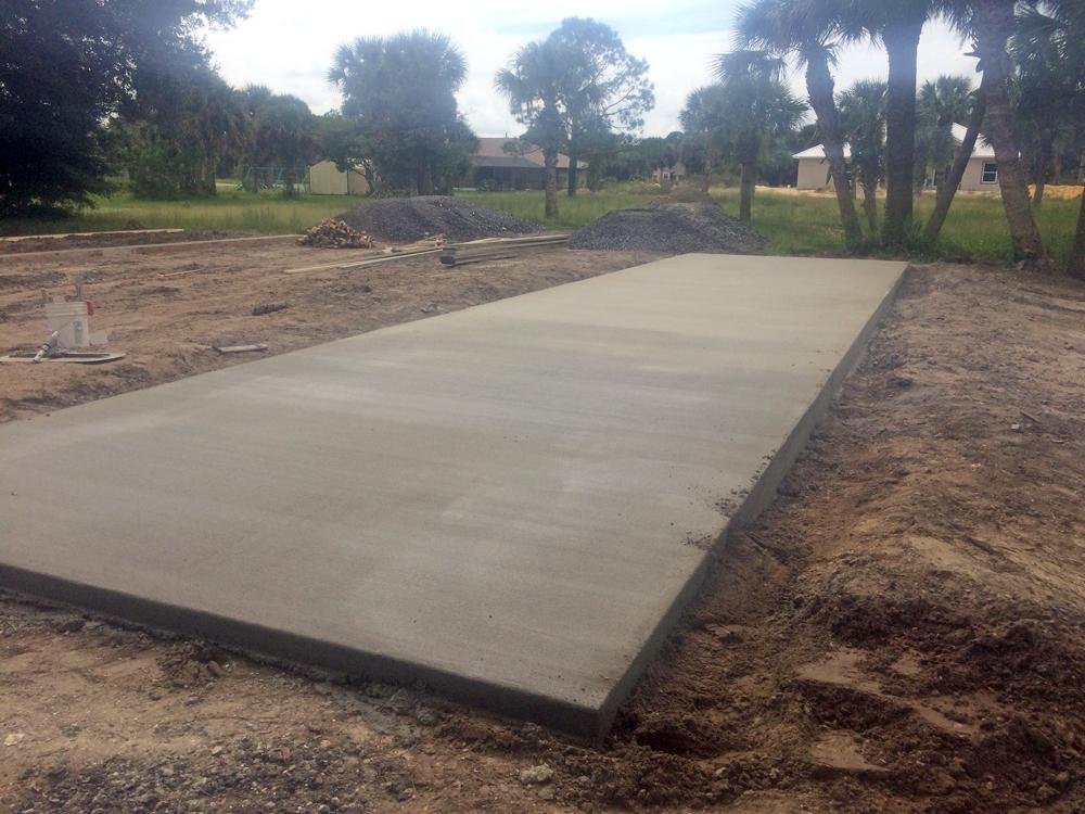 Concrete Slab in Cocoa, FL - 14