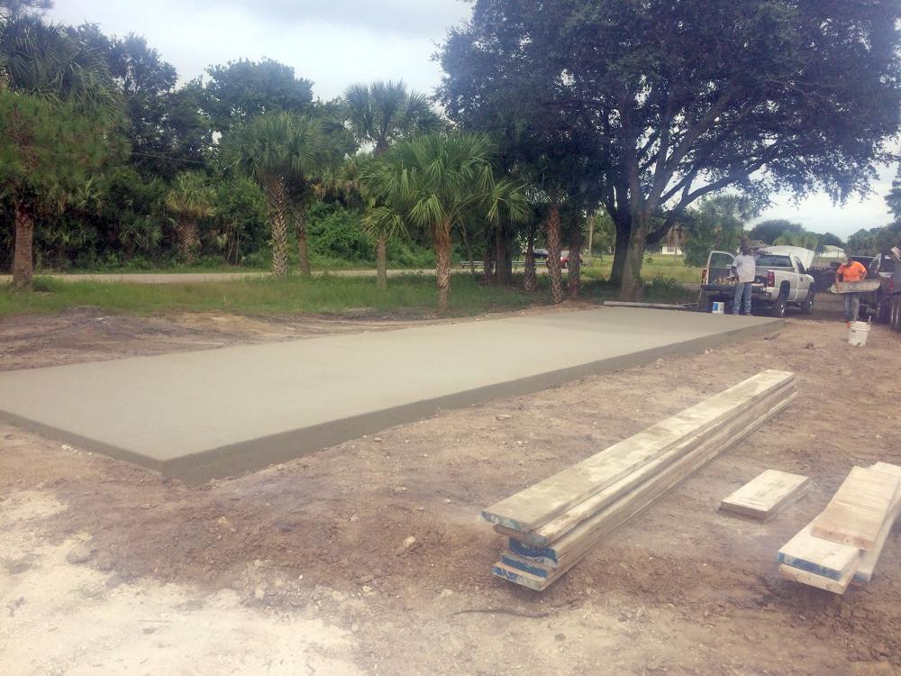 Concrete Slab in Cocoa, FL - 18