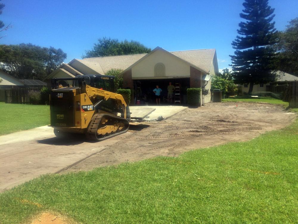 Residential Concrete Contractor in Cocoa, FL - 03