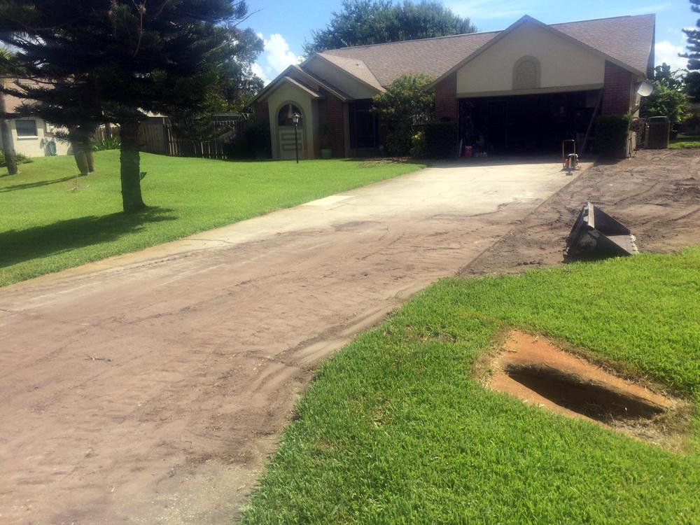 Residential Concrete Contractor in Cocoa, FL - 06