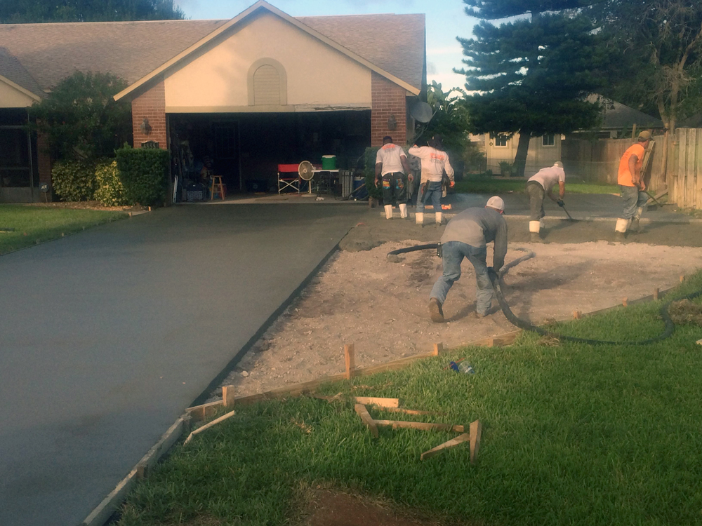 Residential Masonry Contractor: Residential Concrete Contractor In Cocoa, FL