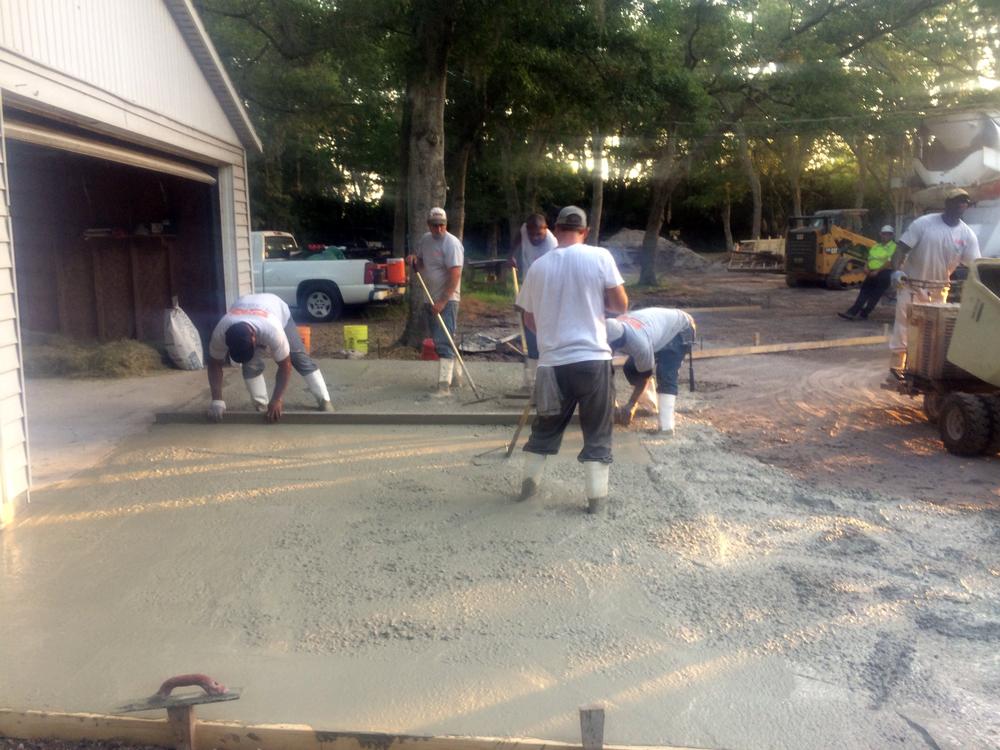 Residential Concrete Contractor in Merritt Island, FL - 01