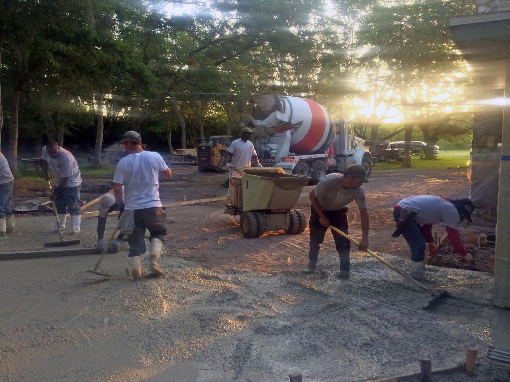 Residential Concrete Contractor in Merritt Island, FL - 02