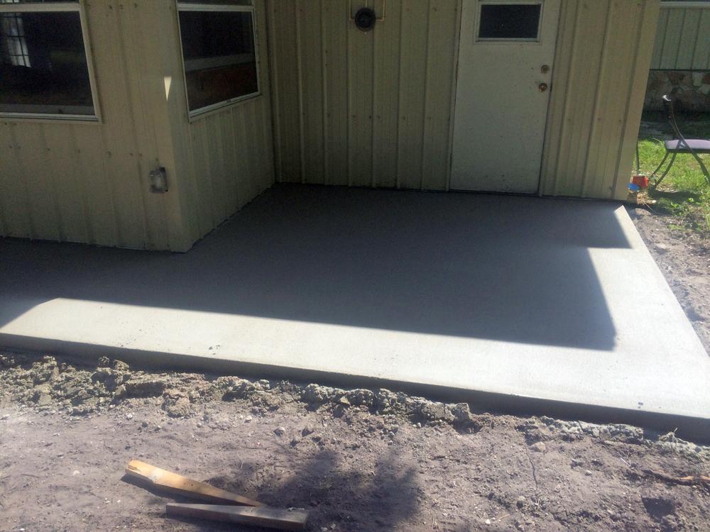 Residential Concrete Contractor in Merritt Island, FL - 04