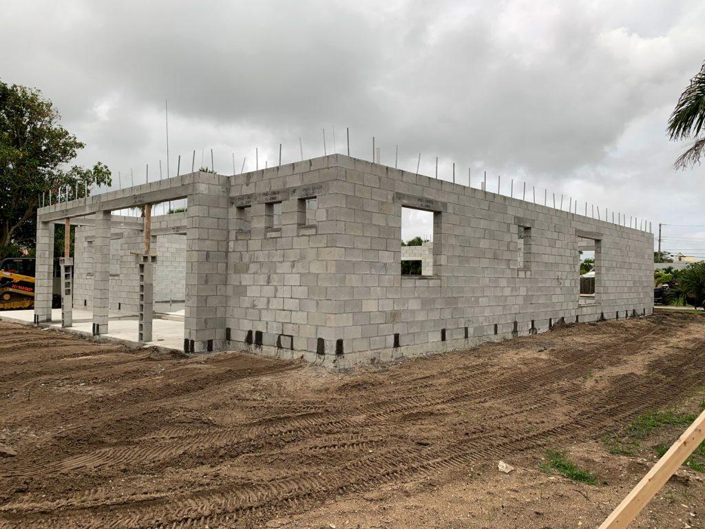 Concrete Slab & Block Work